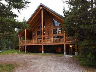 **New Listing, Incredible Location   Sleeps 15   5 Bed 4 Bath, Near Yellowstone
