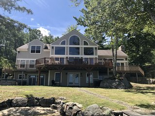 Fabulous Cow Island home, boat access only