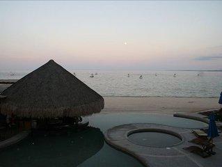 Ocean Front Condo Villas De Cortez Resort, Overlooking Pool.