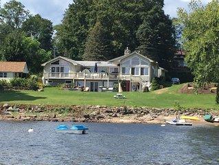 Beautiful Lakeside Retreat on the Great Sacandaga Lake