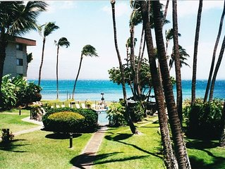 Vacation in Paradise - Maui Hawaii, Ocean Front Condo