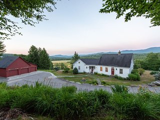 The Modern Farmhouse-Centrally Located with Panoramic Views