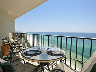 *Breathtaking View of Emerald Water*Pool*Free WiFi & Parking*Tennis Court*Grill*