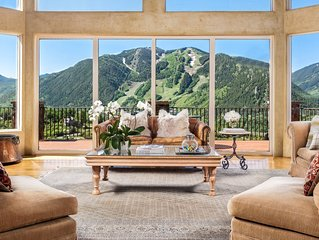 Elegant Red Mountain Home; Spectacular Views from Every Room