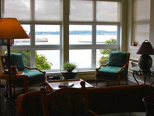 Luxurious Waterfront Condo in downtown Charlottetown,