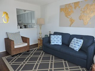December Special $800 month  2/1.5 Condo right on beautiful canal.