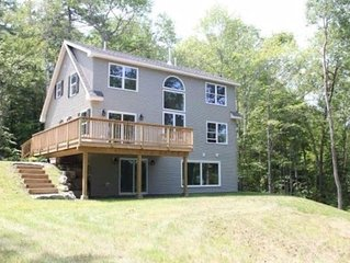 Rhumb Line, Very Private! Oceanfront, great location in Surry, ME