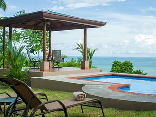 Playa Dominical 25 Acre Estate with Amazing Ocean Views & Extensive Wildlife!!