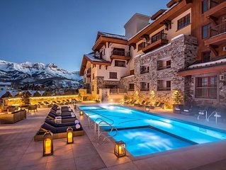Luxury 4 Diamond Residence at the Heart of Mountain Village - Telluride