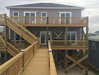Margaritaville -Brand New Oceanfront Home with Elevator and Reverse Floor Plan