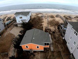 Tangerine Dreams in South Nags Head Ocean Front