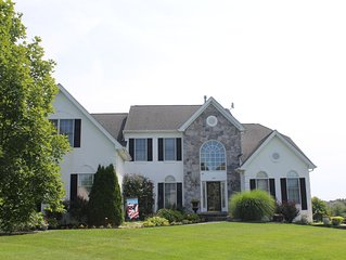 The Luxurious and Spacious Amorette in the Heart of Bucks County Pennsylvania