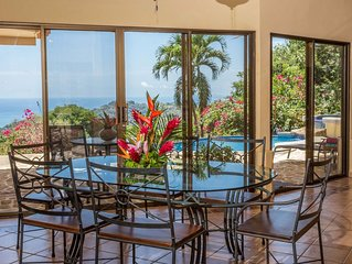 Spectacular Ocean Views, Private, Jungle Observation Platform!