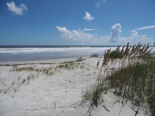 Get Away Now! to St. Augustine Beach -  King Bed/Master BR