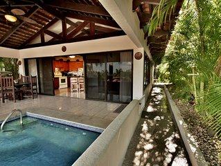 NEW Playa Hermosa Private Villa with Resort Amenities!