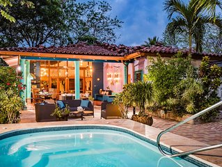 �Premier Villa ON THE BEACH With Pool & All The Amenities of a Private Home!