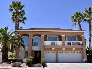 Grandeur Las Vegas Custom Home