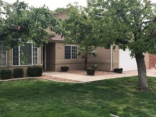 Beautiful 3 bedroom home.  Centrally located in a nice neighborhood