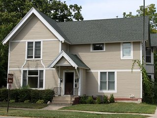 MICHIANA #2:  Two bedroom one bath in downtown South Haven!