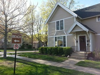 MICHIANA #4:  Two bedroom one bath in downtown South Haven!