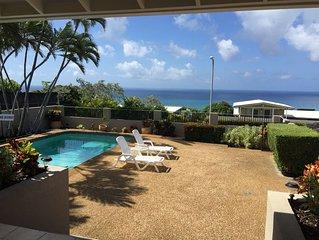 Ocean View Home in an Exclusive Neighborhood