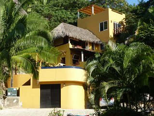 Casa Olayh is a Private Home with a Beautiful Ocean View