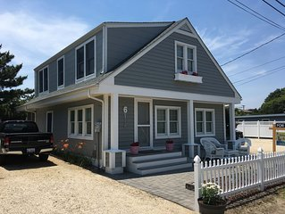 A Beautiful 4 Bedroom, 2 Bath Beach Cottage Just Steps From The Beach!