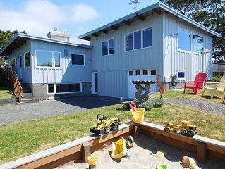 Fantastic Family Home – Classic Gearhart  – Ping Pong, Games, Great Yard