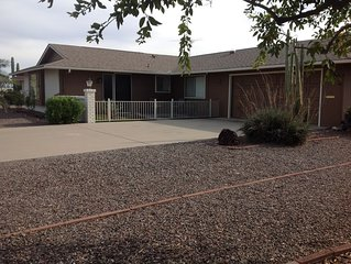Wonderful House Down the Street From Bell Recreation Center, Close to the 101 (