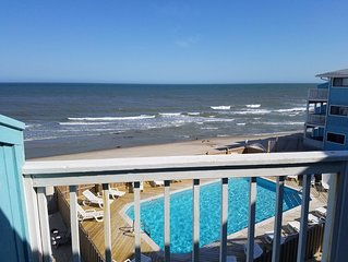 Kure Beach Condo by the Historic Ft. Fisher!