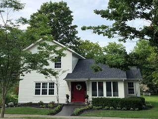 Renovated Historic Home - Walking distance to all downtown activities!