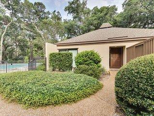 Beautifully Updated Fairway Oaks Villa on Amelia Island
