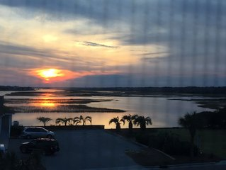 Perfect Waterfront Location in Ocean Isle Beach!