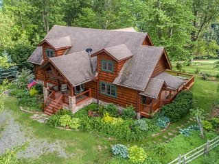 Perfect for Families & Couples - Relaxing, Secluded, 3.5 Miles to downtown Boone