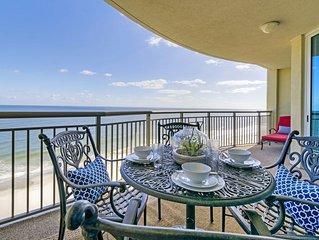 20% OFF Mar Vista Grande #1008 - Oceanfront condo in AAA 4-Diamond Resort