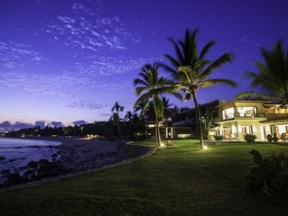 Walk to Surf Spots!  Beachfront Villa with Infinity Pool and Fantastic Staff