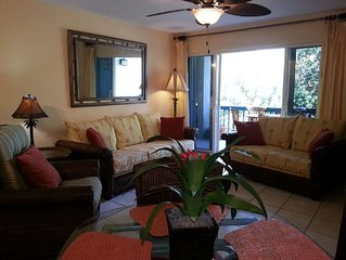 Seahorse Sands -  Oceanfront 3 bedroom villa steps from the beach!