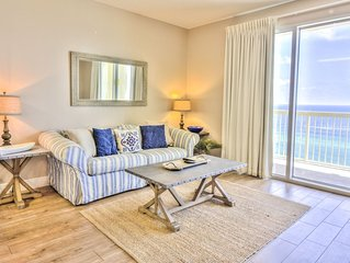 GULF FRONT! Beach Chair Service Included! ⭐️Short Stays! Family Friendly �