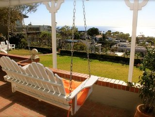 Central Village - Breathtaking View - Charming Home + Yard