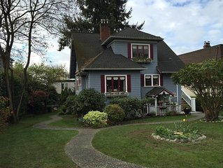 Charming Heritage Home Near the Ocean  in a perfect location!