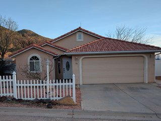 Newly Remodeled Home Setup Perfect For Your Trip To Zion And Southern Utah