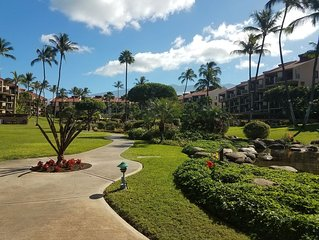 Kamaole Sands 8-109 Ground Floor with large lanai