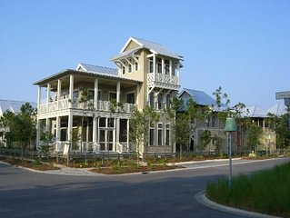 EXQUISITE WATERCOLOR CARRIAGE HOUSE! SLEEPS 2-4--COME TO THE BEACH & ENJOY 30A!!