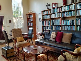 Ferndale BluffHouse -- Library Suite with over 3000 books! (707) ********