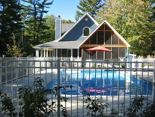 R&R Retreat - Heated Pool - Sleeps 14 (10 Adults Max.)