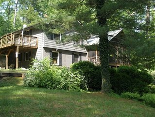 5BR/3b Mountain House Near State Parks- Dupont, Ceasars Head