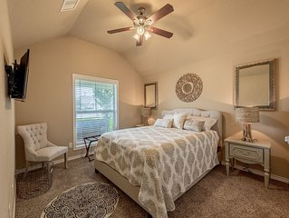 College Station's Best Vacation Rental