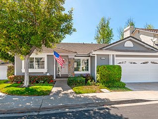 San Diego - Excellent Location!  Gorgeous 3BD/2BA House, Garage, Pool & Jacuzzi.