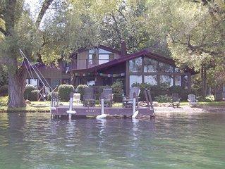 Canandaigua Lakefront Home Heart of Fingerlakes