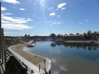 Most desirable location in Lake Havasu! Unit #302 Street Level!!